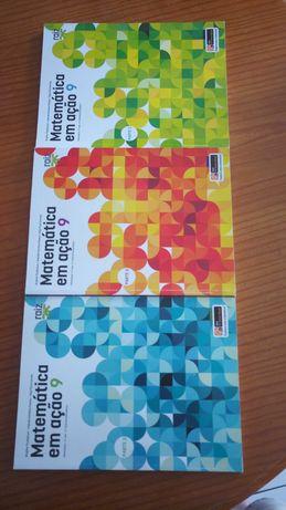 3 livros bom estado