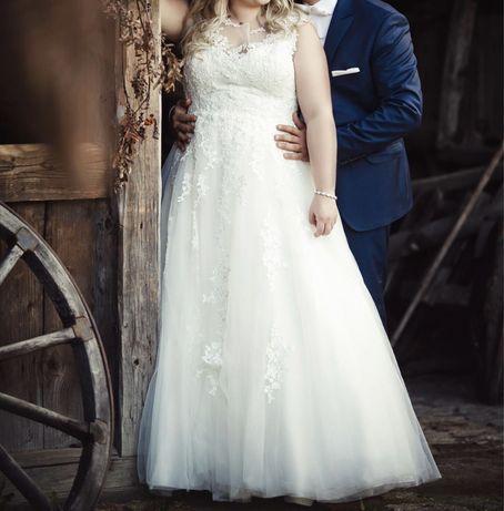Suknia ślubna madonna vanilla sposa