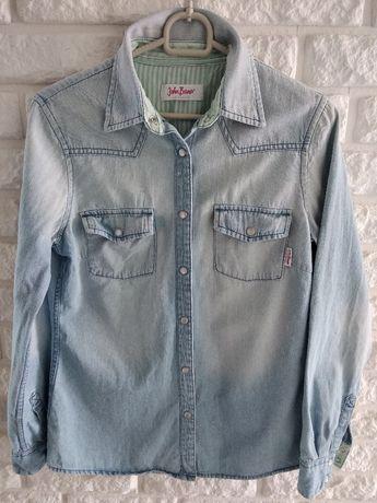 Koszula jeansowa John Banner