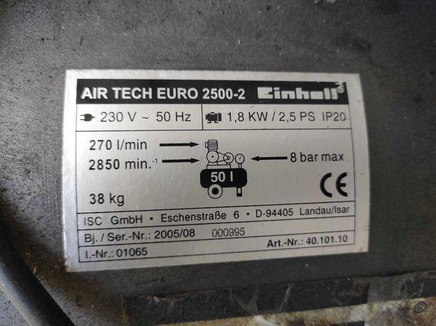 Compressor air tech