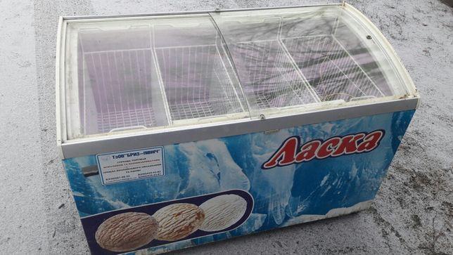 Продам морозильную камеру ларь