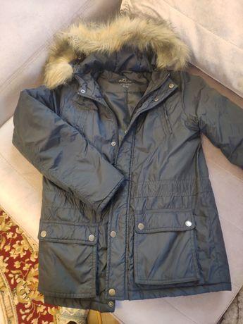 Куртка для хлопчика 11-12 років (маломірить може бути  на 10 років)
