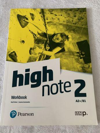 High note 2 cwiczeniowka