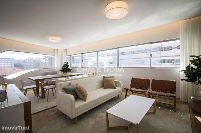 AP-Apartamento T2, novo, ao Polo Universitário da Asprela. Paranhos