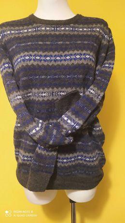 Sweter mix kolor rozm L