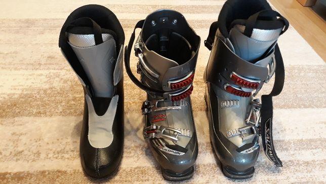 Buty narciarskie zjazdowe Salomon Mission rozmiar 27,5