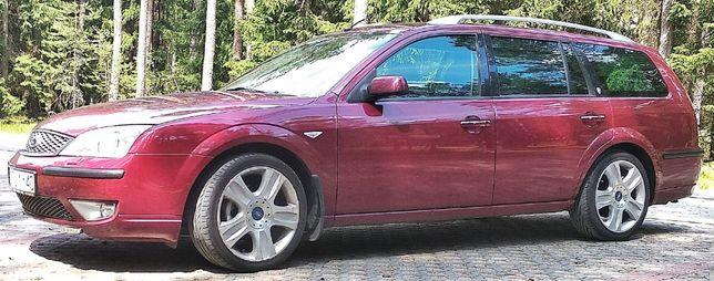 Ford Mondeo części karoserii blacharskie bordowy lakier I3