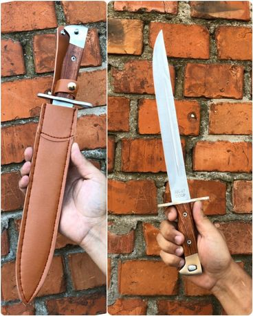РАСПРОДАЖА/Нож АК-47 СССР/39 см/штык нож/армейский нож/свинокол