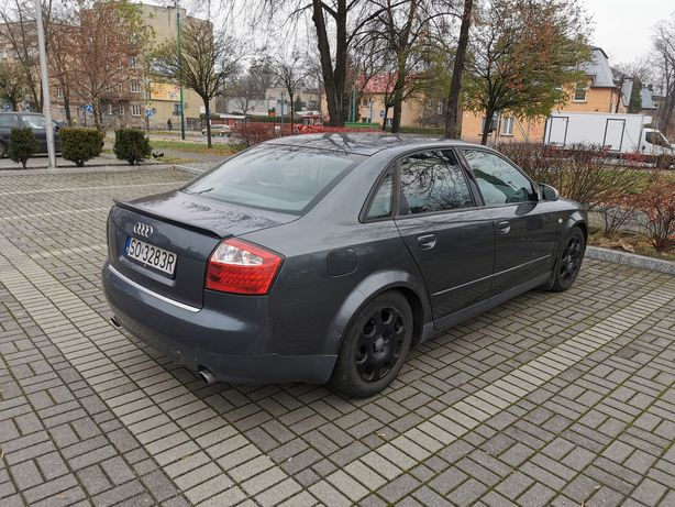 Audi a4 b6 1.8t bose