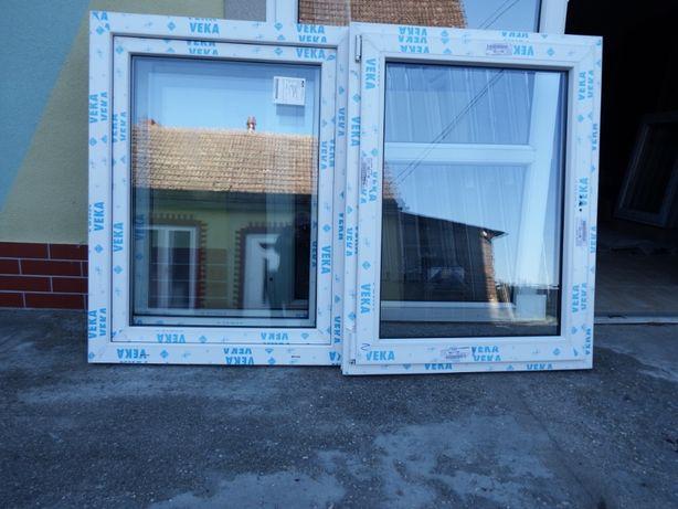 okno pcv profil 6-ściokomorowy 86,5 x 113,5 RU okazja