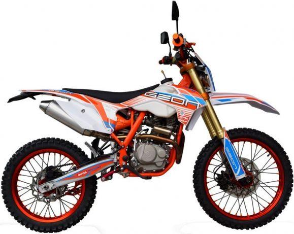Мотоцикл GEON TERRAX 250 CB (21/18) PRO | Модель 2020 року