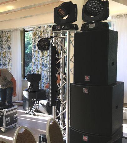 (in Italy) Peecker Sound (X-treme) Modular 2x Sub Xtms18 2xTop Xtm 650
