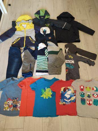 Ubrania dla chłopca 104