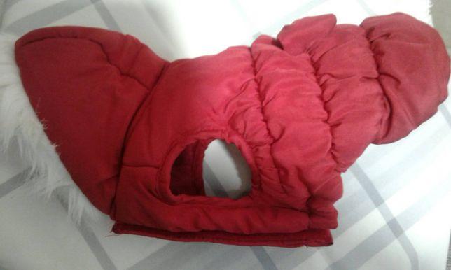 Куртка, жилет осень-зима  для собаки (девочки) б/ у
