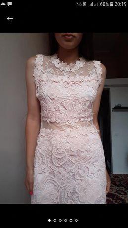 Плаття ніжне, персикове