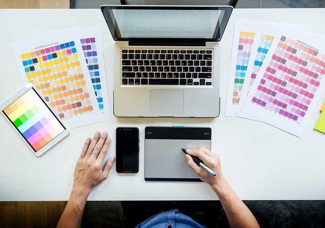 Grafika Reklamowa | Druk i Projekty Ulotki, Logo, Wizytówki, Banery