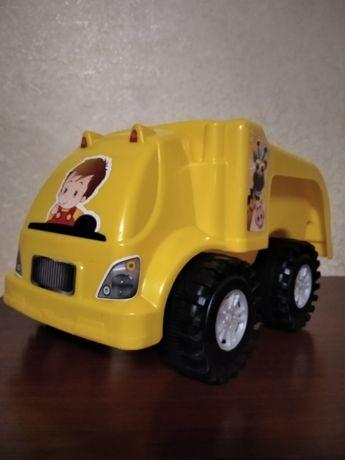 Машина грузовик большой игрушка