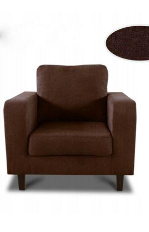 Fotele w stylu skandynawskim komplet 2 szt.
