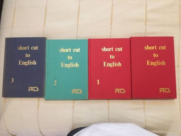Manuais de curso de Inglês