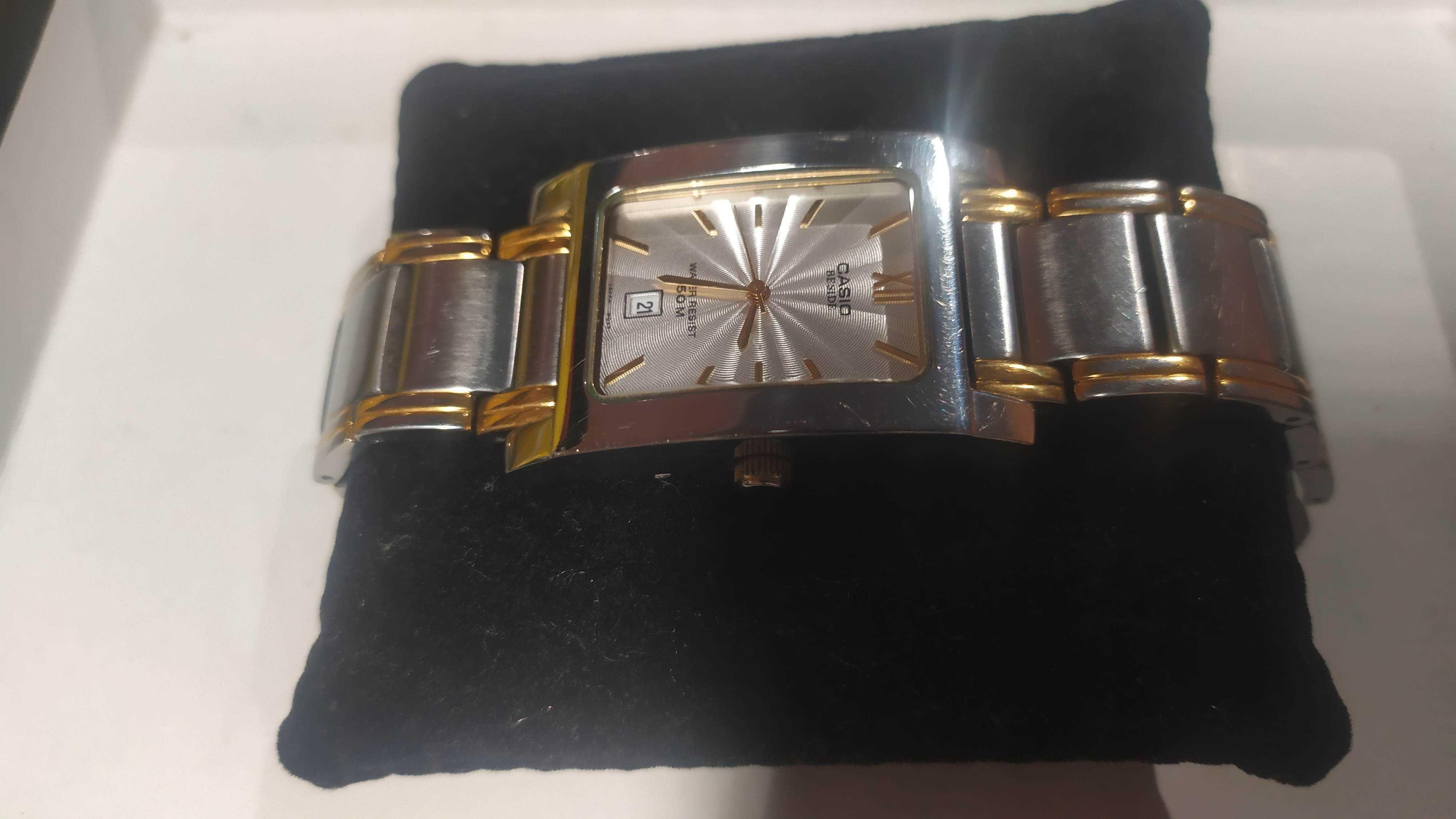 Мужские наручные часы CASIO Beside BEM-100L-7AVEF