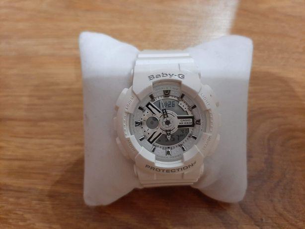 Zegarek Damski Casio Baby G Biały