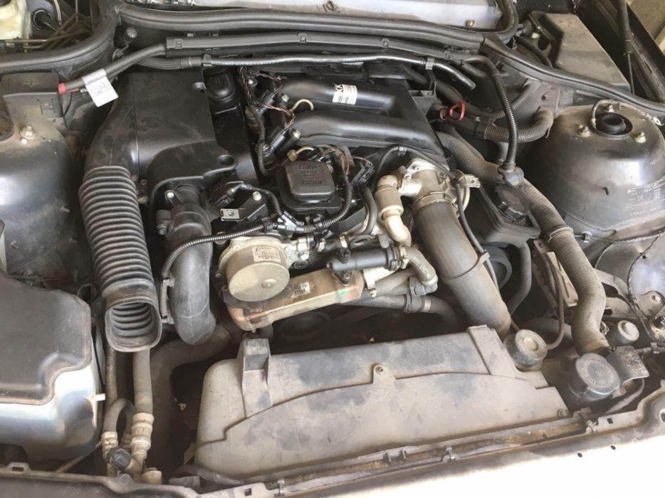 Sprzedam silnik bmw e46 e36 e39 m47b20 2.0d 150 kompletny