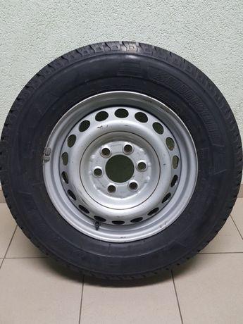 Bridgestone Duravis 235 65 R16C резина с диском 1шт