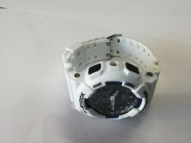 Zegarek G-Shock biały