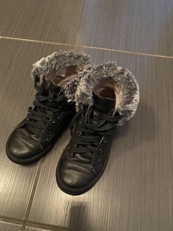 Ботинки 29 размер кожа