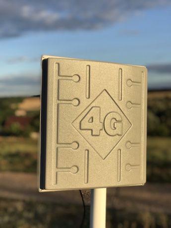 4G/3G антенна RunBit LTE MIMO 2 x 18 дБ для усиления мобильного интерн