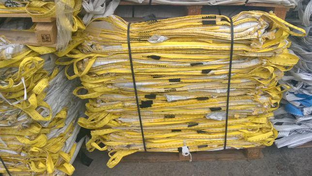 Worki Big Bag ! do kamienia ,Kruszyw , 100 ,120 , 130 cm MOCNE 1300 KG
