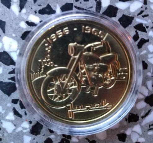 Moneta polskie motocykle WFM 1954 -1966 oraz Junak 1954 - 1966