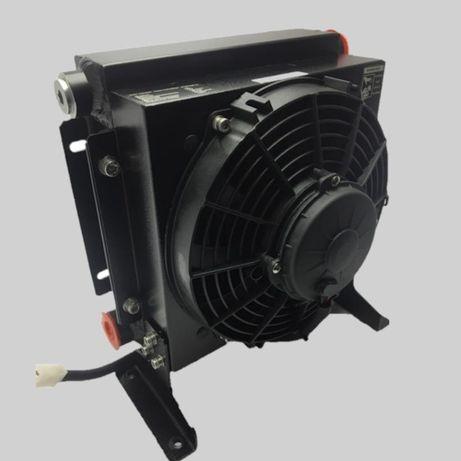 Теплообмінник, радіатор гідравлічний, маслоохолоджувач, теплообменник