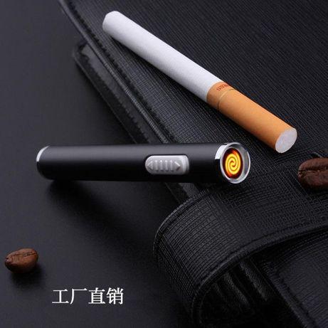 Фирменная зажигалка FOCUS беспламенная плазменная зажигалка и USB зар