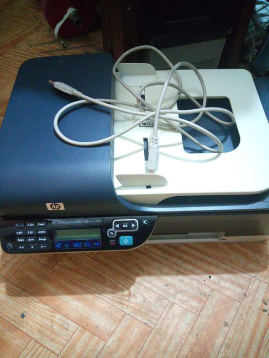 МФУ HP officejet j4580 Київ - зображення 1