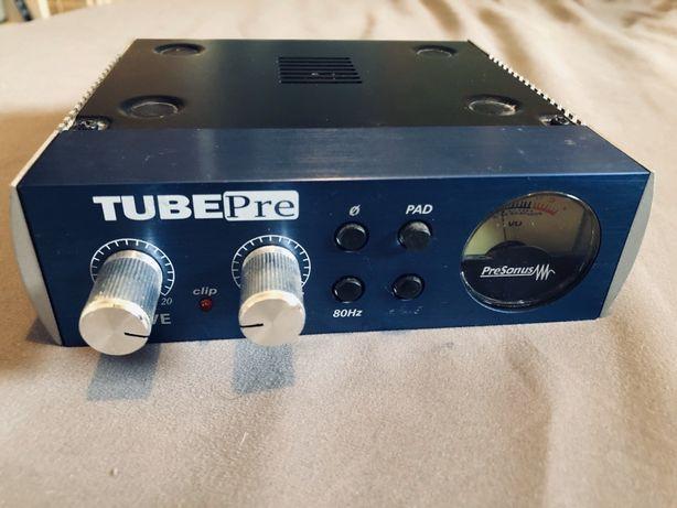 Przedwzmacniacz mikrofonowy lampowy 48V Presonus Tube Pre