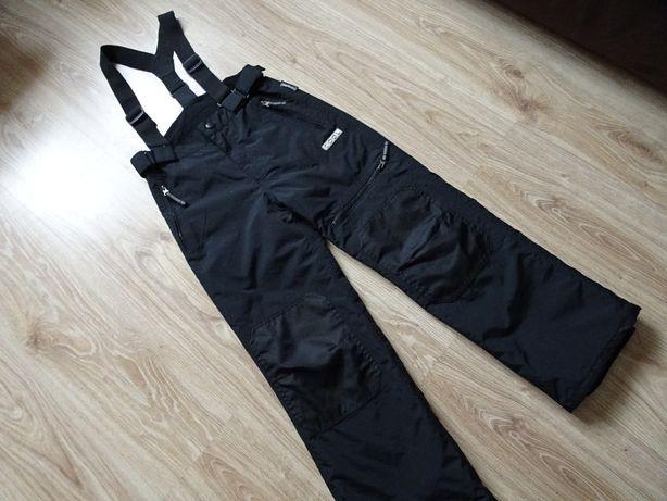 Thinsulate cool NOWE! spodnie narciarskie 140