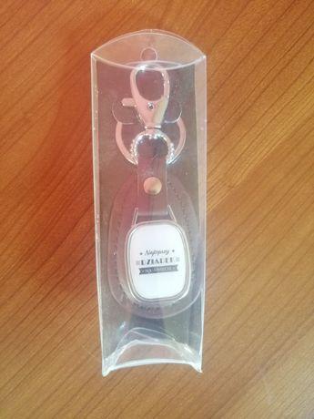 Breloczek brelok do kluczy dla dziadka