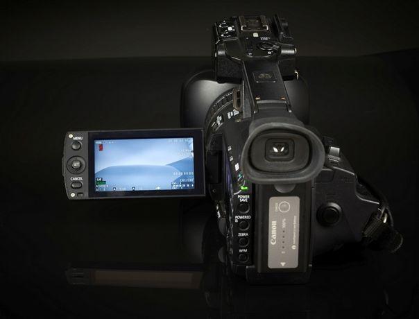 kamera Canon Fx100