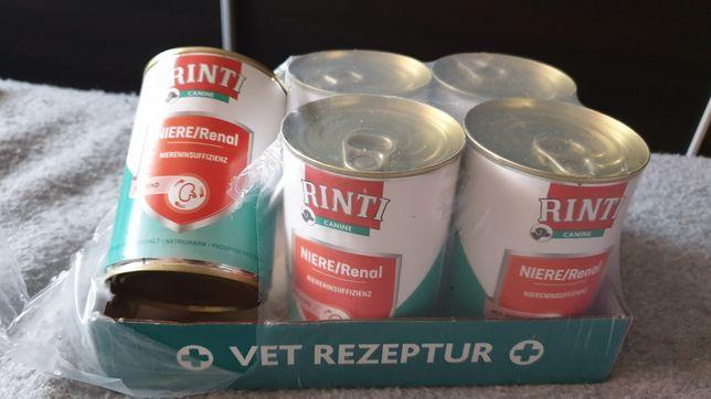5x RINTI Canine Renal z wołowiną