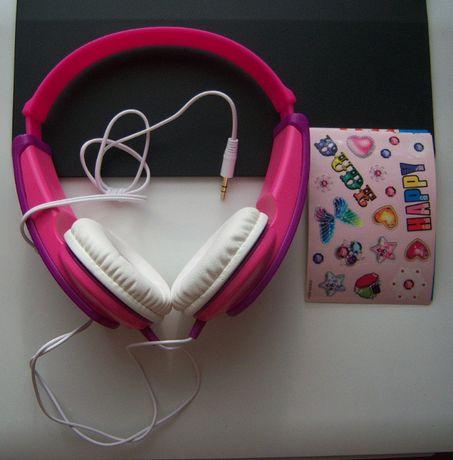 Słuchawki Jvc dla dzieci