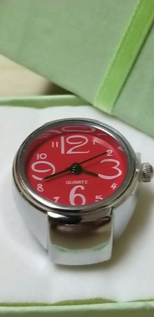 Relógio Anel.