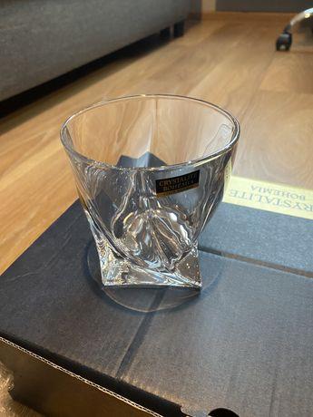 Szklanki do whisky - 6 szt. - Nowe