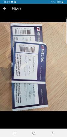 Bilety do kin Helios 2D / 3D