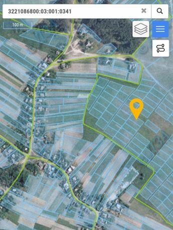 Продам земельну ділянку с. Нова Гребля для індивідуального садівництва