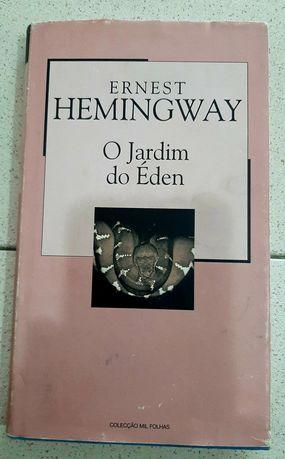 """Ernest Hemingway: """"O Jardim do Éden"""""""