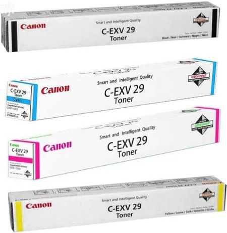 ORIGINAL Canon Toner C-EXV 29
