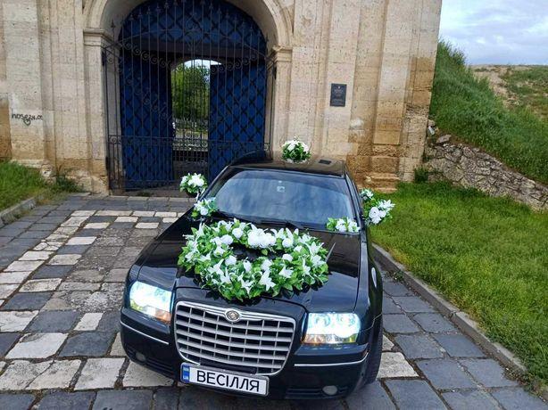 Аренда авто с водителем. Авто на свадьбу. Свадебный кортеж. Прокат.