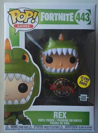 "FORTNITE ""Rex"" figurka Funko POP! Special Edition"