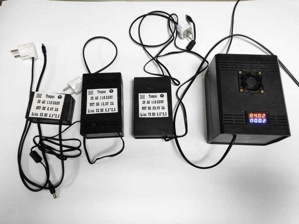 Производство зарядных устройств для аккумуляторов (Li-ion/LiFePO4/LTO)